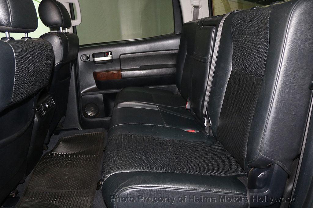2010 Toyota Tundra CrewMax 5.7L FFV V8 6-Speed Automatic LTD - 17891735 - 18