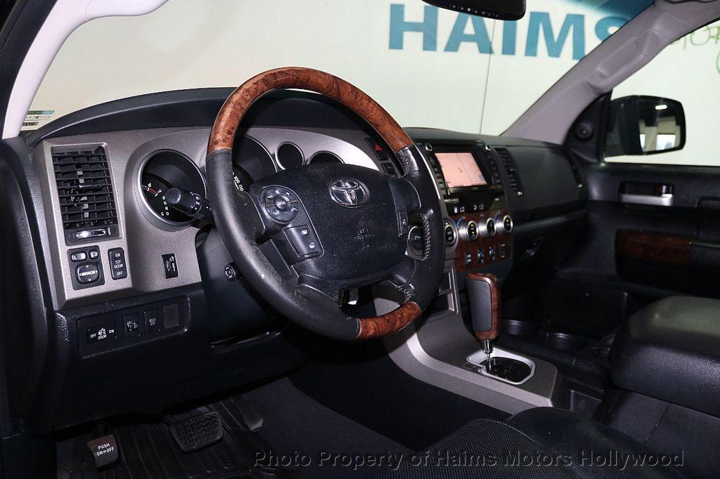 2010 Toyota Tundra CrewMax 5.7L FFV V8 6-Speed Automatic LTD - 17891735 - 21