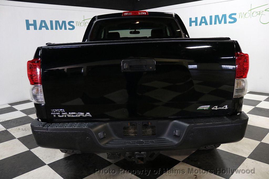 2010 Toyota Tundra CrewMax 5.7L FFV V8 6-Speed Automatic LTD - 17891735 - 5