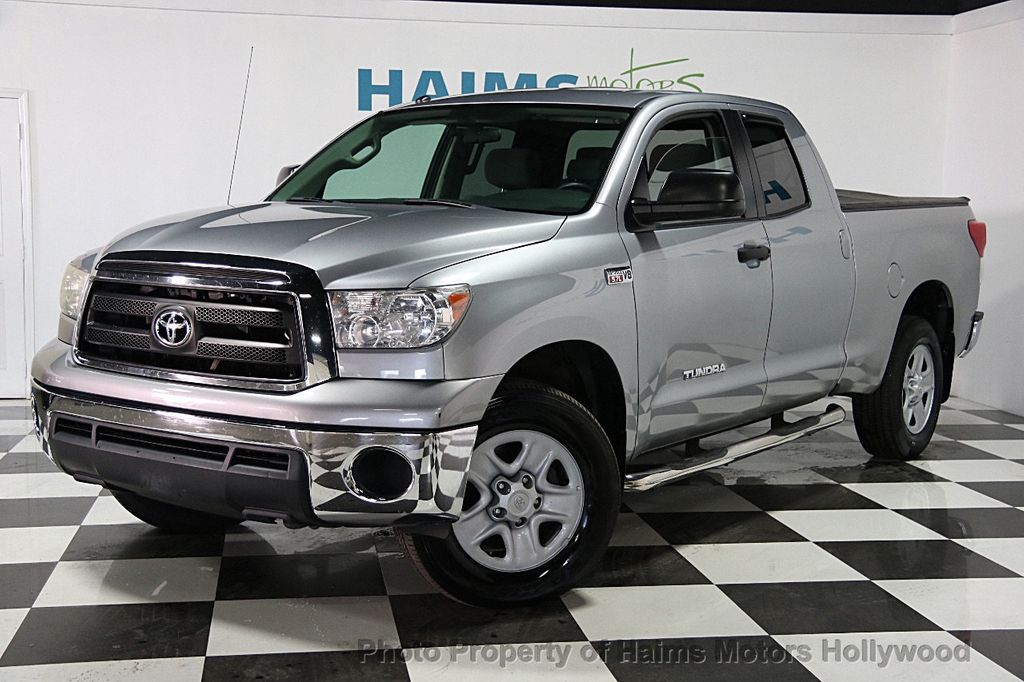 2010 Used Toyota Tundra Dbl 57l V8 6 Speed Automatic At Haims