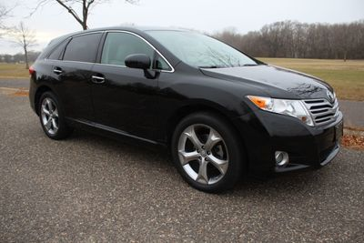 2010 Toyota Venza LEATHER MOONROOF w/ NEW TIRES Wagon