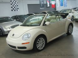 2010 Volkswagen New Beetle Convertible - 3VWRG3AL1AM010268