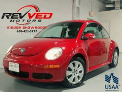 2010 Volkswagen New Beetle Coupe - 3VWPW3AG8AM030563
