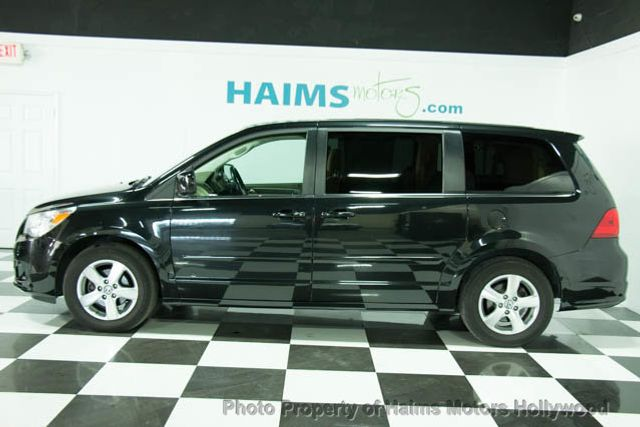2010 used volkswagen routan se at haims motors serving fort lauderdale hollywood miami fl. Black Bedroom Furniture Sets. Home Design Ideas