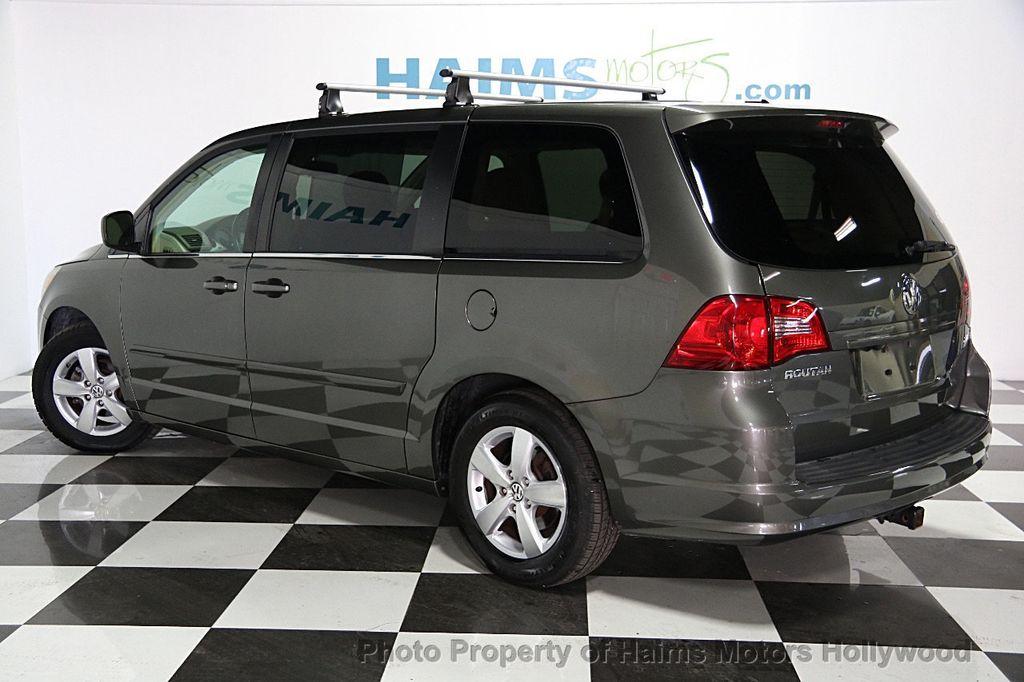 2010 Used Volkswagen Routan SEL at Haims Motors Serving ...