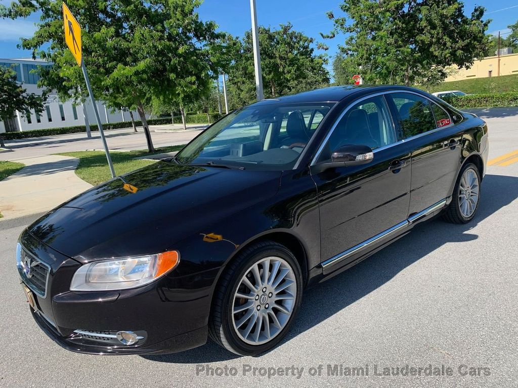 2010 Used Volvo S80 T6 Turbo Awd At Miami Lauderdale Cars Serving Pompano Beach Fl Iid 20181531