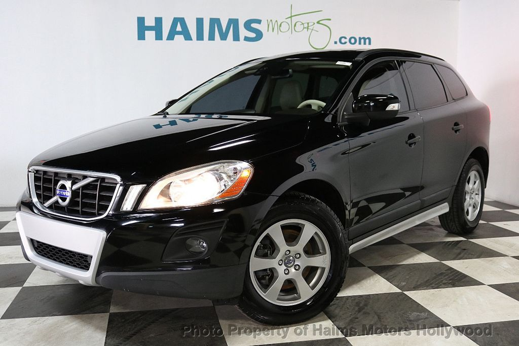 2010 used volvo xc60 3.2 at haims motors serving fort lauderdale