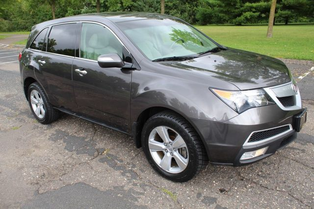 2011 Acura MDX AWD LEATHER MOONROOF W/ NEW TIRES