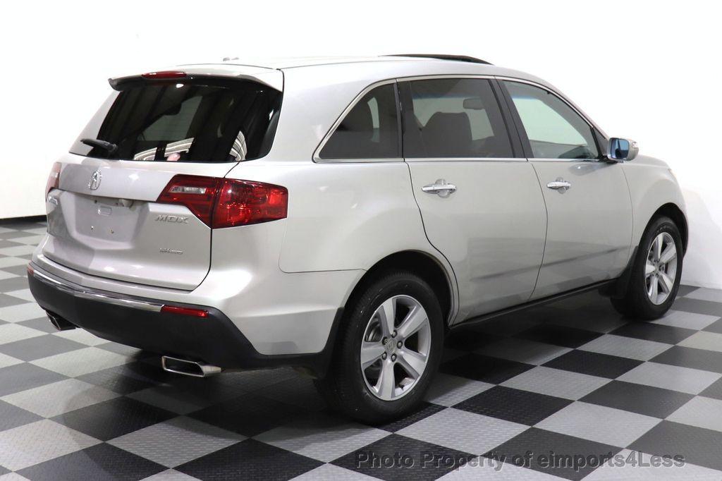 2011 Acura MDX CERTIFIED MDX 7-PASSENGER AWD TECH XENON CAM NAV - 18406688 - 18