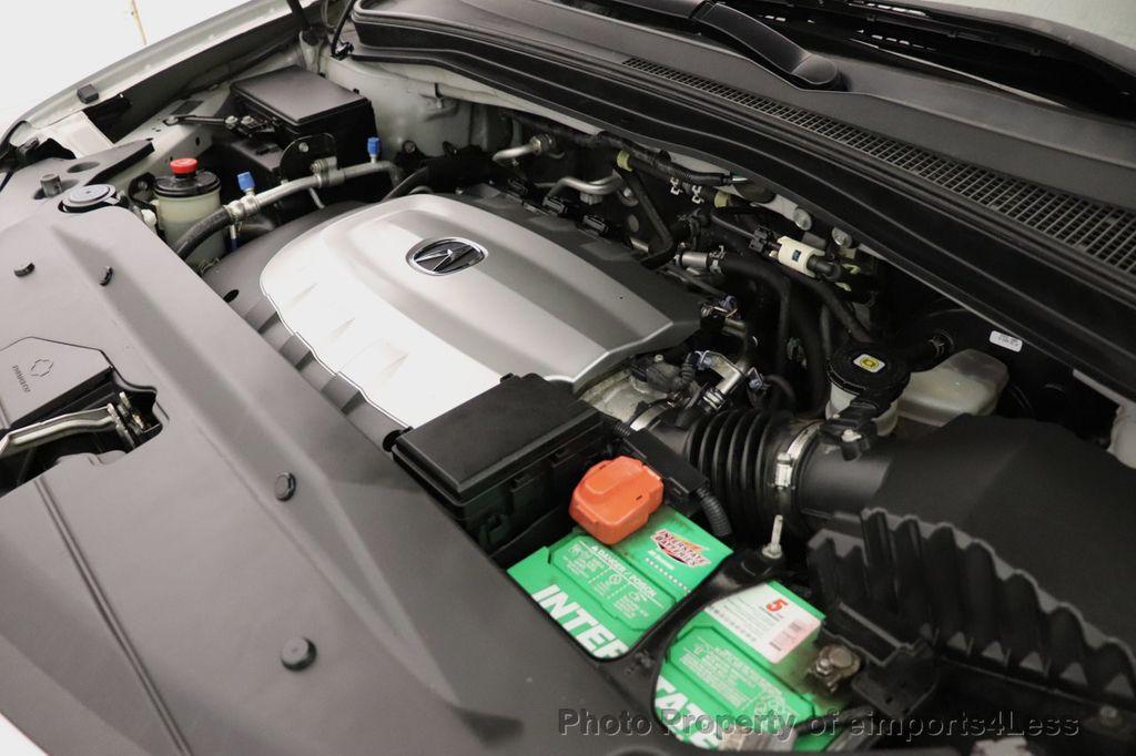 2011 Acura MDX CERTIFIED MDX 7-PASSENGER AWD TECH XENON CAM NAV - 18406688 - 19