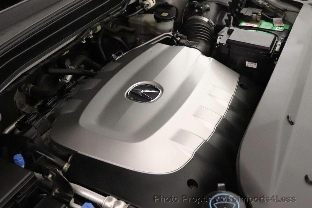 2011 Acura MDX CERTIFIED MDX 7-PASSENGER AWD TECH XENON CAM NAV - 18406688 - 21