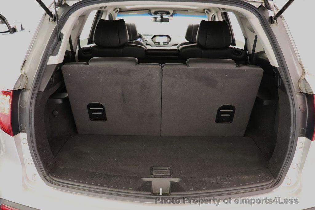 2011 Acura MDX CERTIFIED MDX 7-PASSENGER AWD TECH XENON CAM NAV - 18406688 - 22