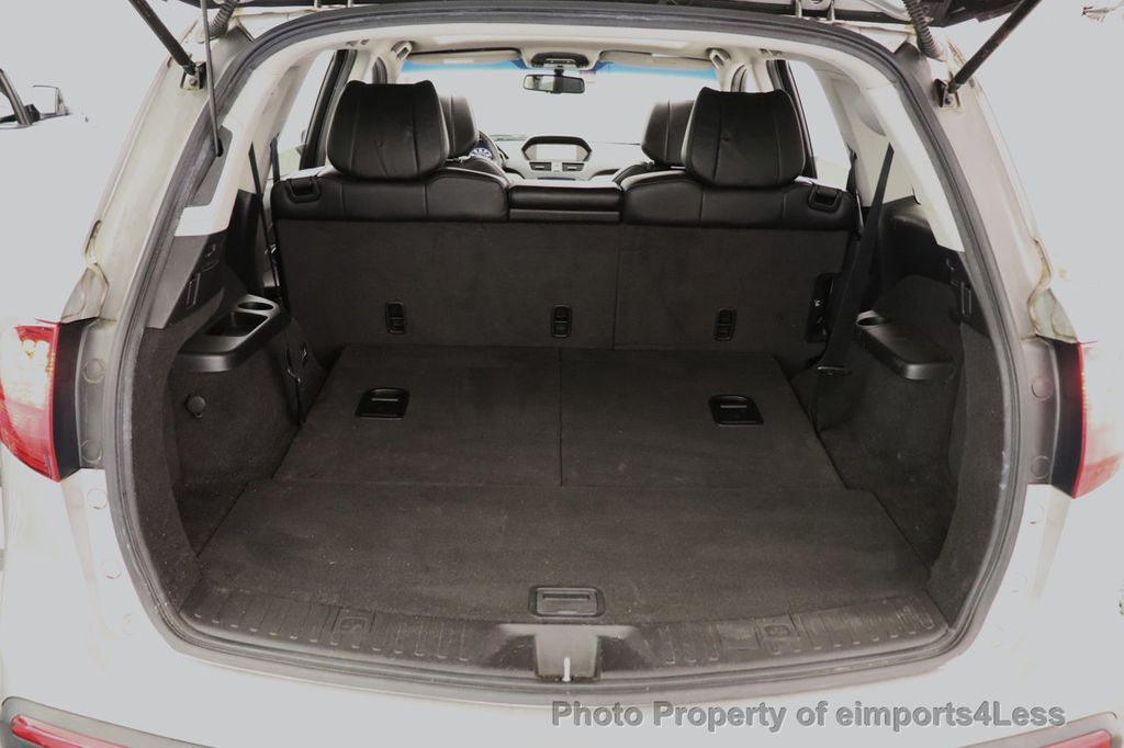 2011 Acura MDX CERTIFIED MDX 7-PASSENGER AWD TECH XENON CAM NAV - 18406688 - 23