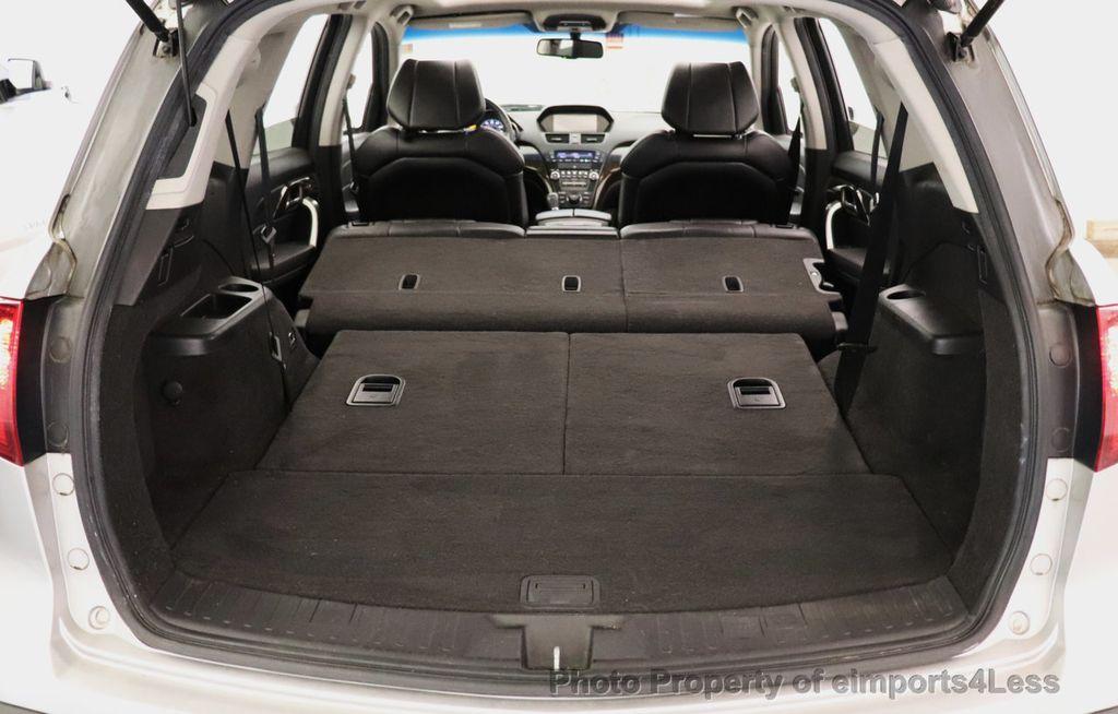 2011 Acura MDX CERTIFIED MDX 7-PASSENGER AWD TECH XENON CAM NAV - 18406688 - 24