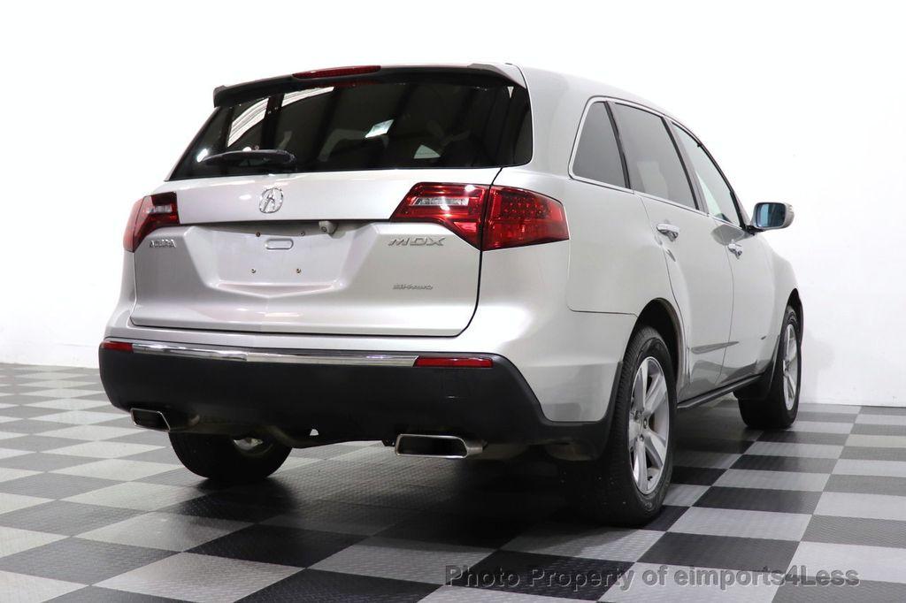 2011 Acura MDX CERTIFIED MDX 7-PASSENGER AWD TECH XENON CAM NAV - 18406688 - 34