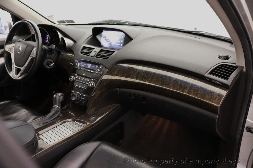 2011 Acura MDX CERTIFIED MDX 7-PASSENGER AWD TECH XENON CAM NAV - 18406688 - 37