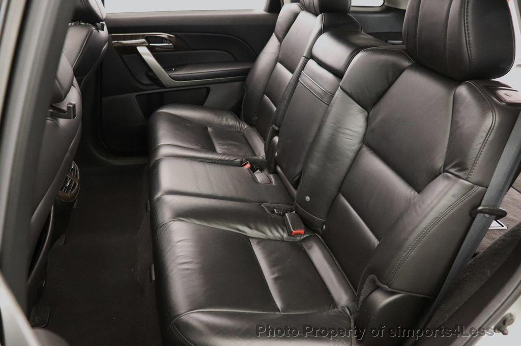 2011 Acura MDX CERTIFIED MDX 7-PASSENGER AWD TECH XENON CAM NAV - 18406688 - 38