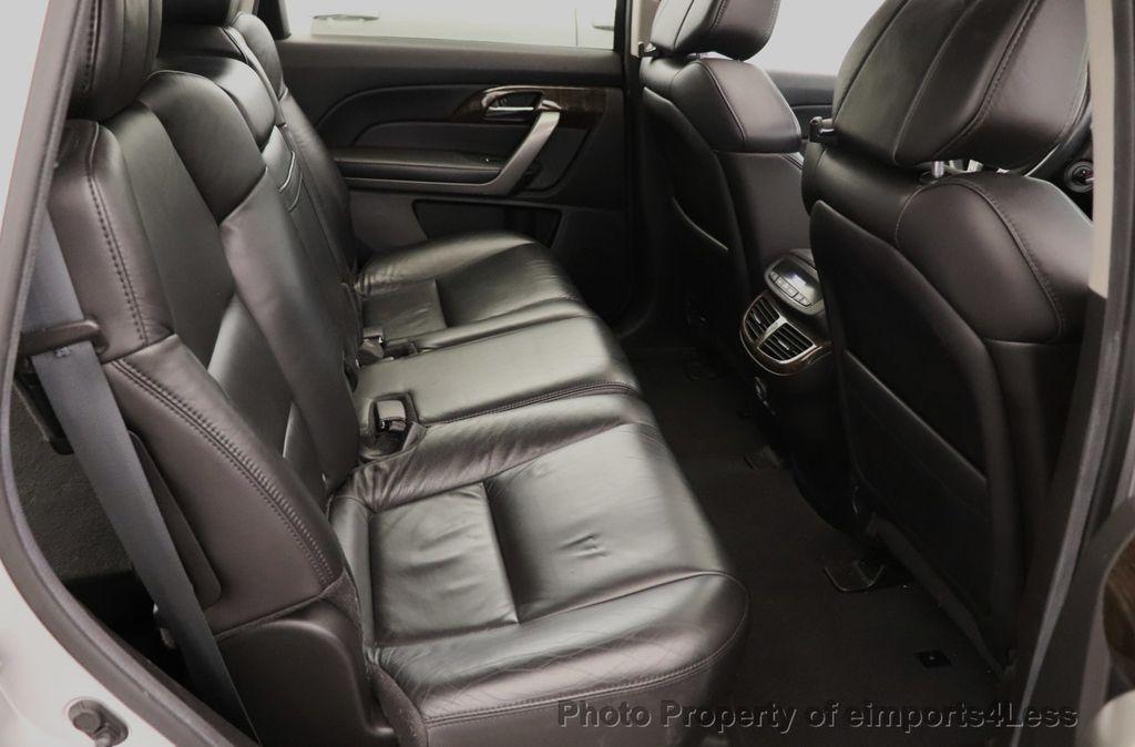 2011 Acura MDX CERTIFIED MDX 7-PASSENGER AWD TECH XENON CAM NAV - 18406688 - 41