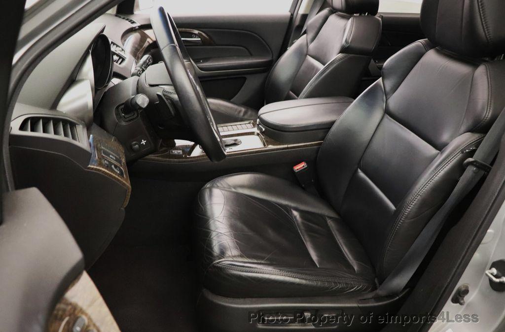 2011 Acura MDX CERTIFIED MDX 7-PASSENGER AWD TECH XENON CAM NAV - 18406688 - 42