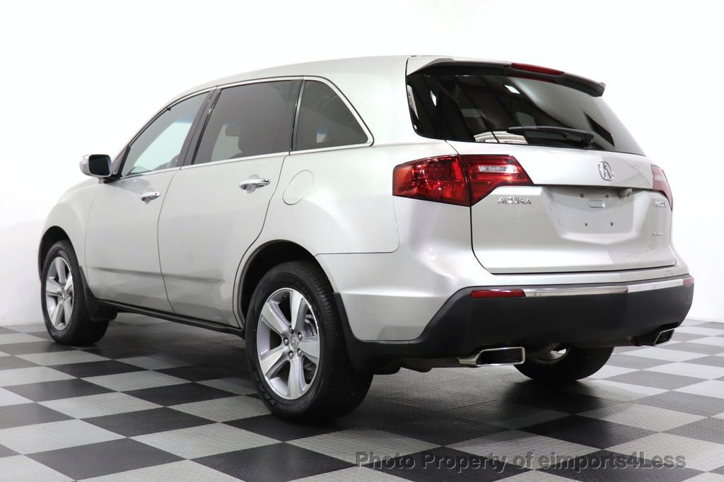 2011 Acura MDX CERTIFIED MDX 7-PASSENGER AWD TECH XENON CAM NAV - 18406688 - 51