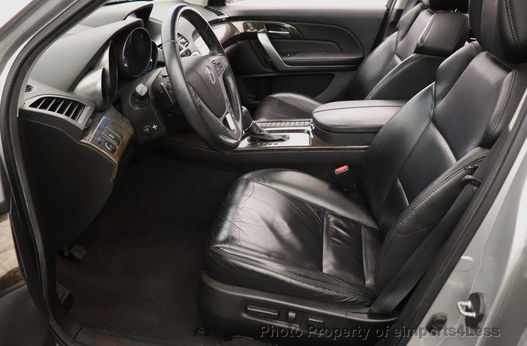 2011 Acura MDX CERTIFIED MDX 7-PASSENGER AWD TECH XENON CAM NAV - 18406688 - 53