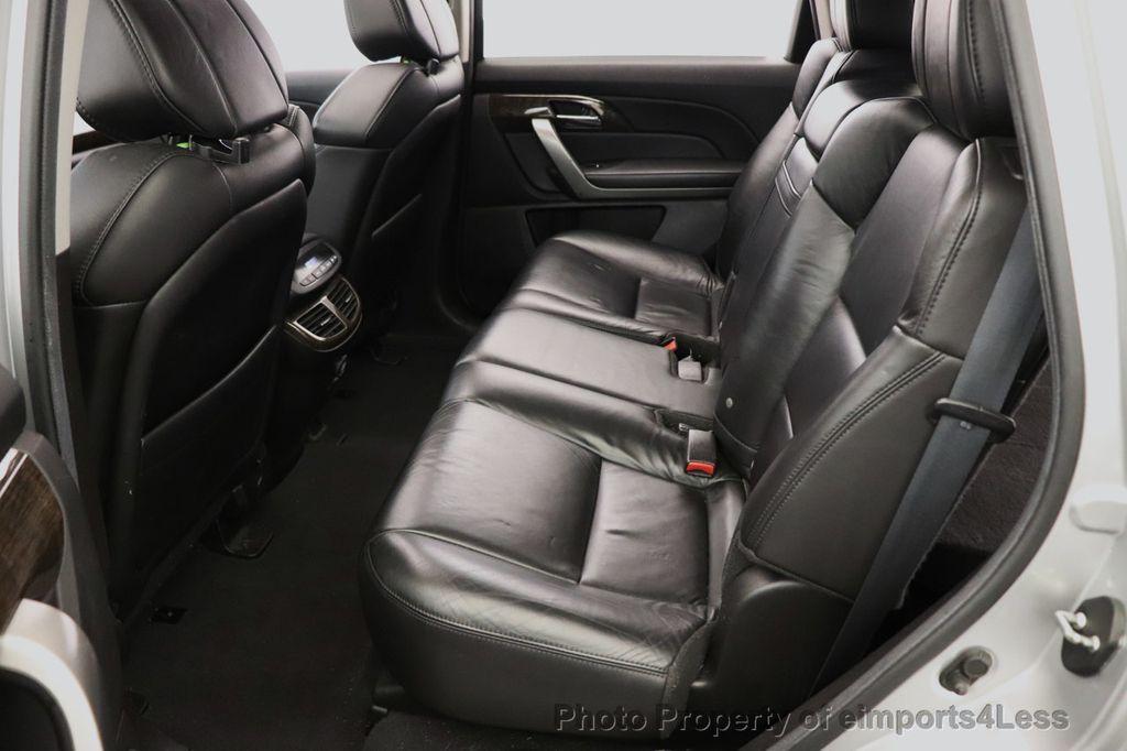 2011 Acura MDX CERTIFIED MDX 7-PASSENGER AWD TECH XENON CAM NAV - 18406688 - 55