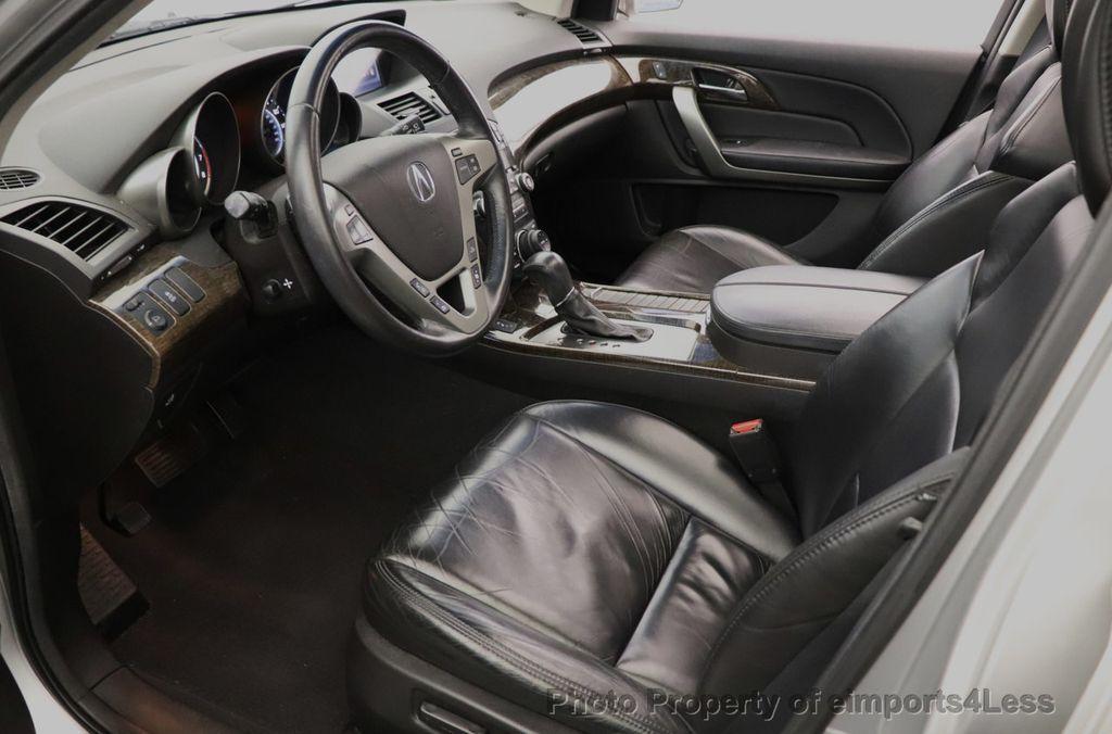 2011 Acura MDX CERTIFIED MDX 7-PASSENGER AWD TECH XENON CAM NAV - 18406688 - 5