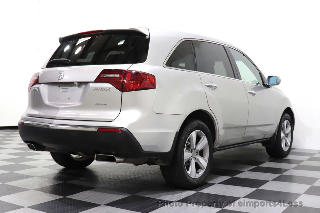 2011 Acura MDX CERTIFIED MDX 7-PASSENGER AWD TECH XENON CAM NAV - 18406688 - 59