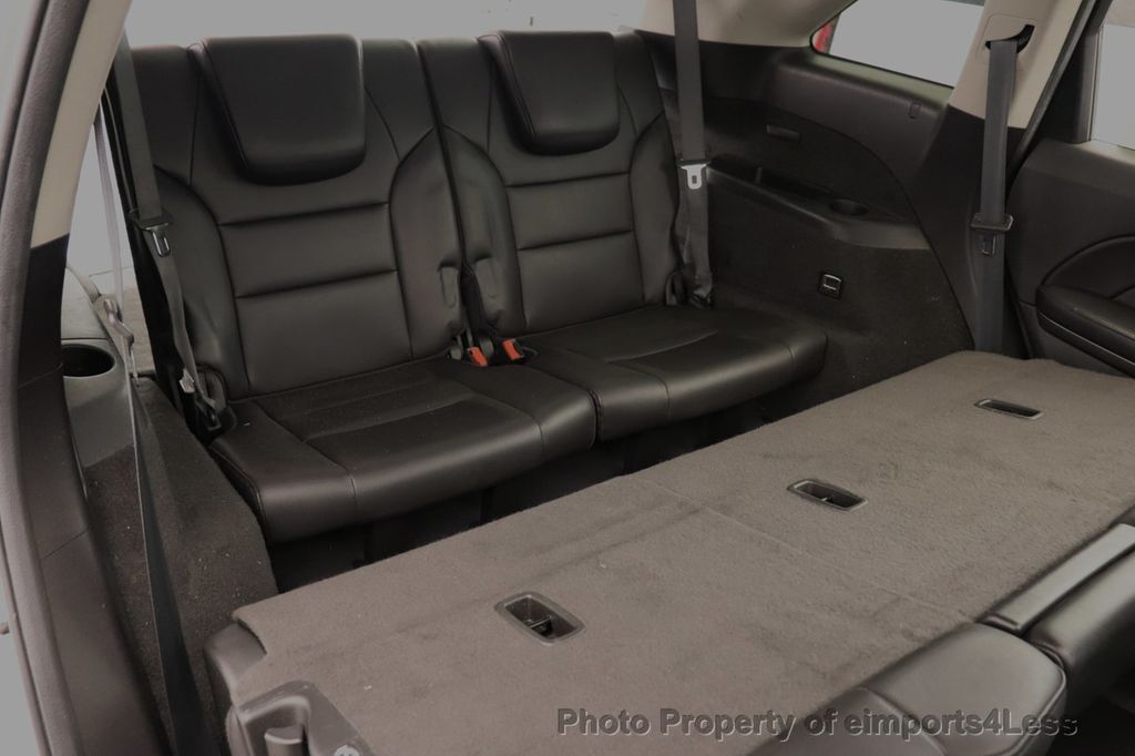 2011 Acura MDX CERTIFIED MDX 7-PASSENGER AWD TECH XENON CAM NAV - 18406688 - 62
