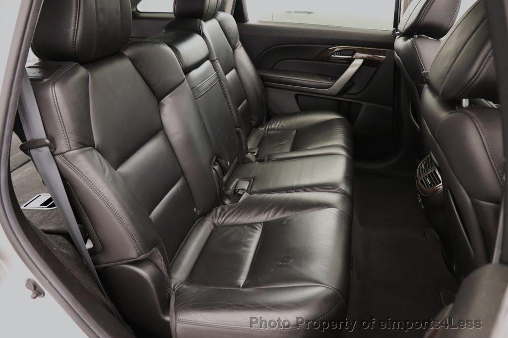 2011 Acura MDX CERTIFIED MDX 7-PASSENGER AWD TECH XENON CAM NAV - 18406688 - 8