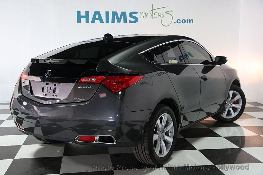 Used Acura ZDX AWD Dr Tech Pkg At Haims Motors Serving Fort - Used acura zdx