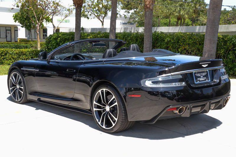 2011 Aston Martin DBS 2dr Volante - 18445659 - 9