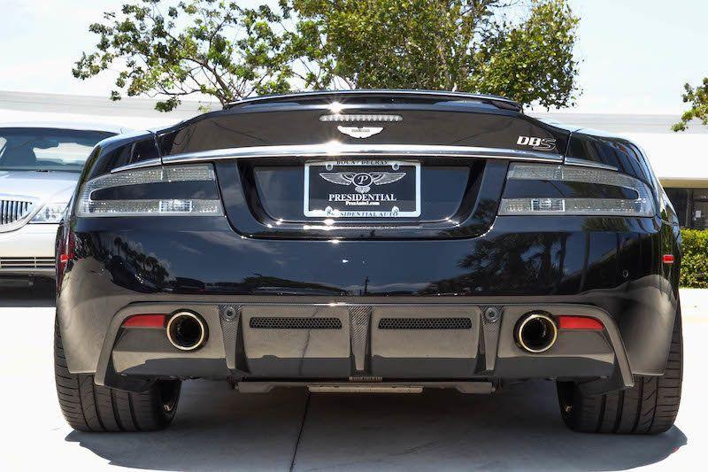 2011 Aston Martin DBS 2dr Volante - 18445659 - 11