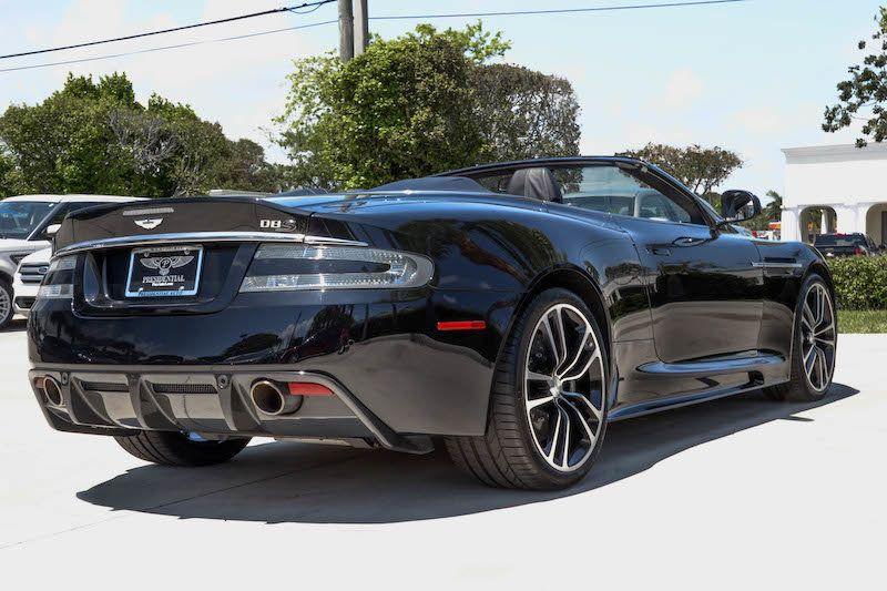 2011 Aston Martin DBS 2dr Volante - 18445659 - 16