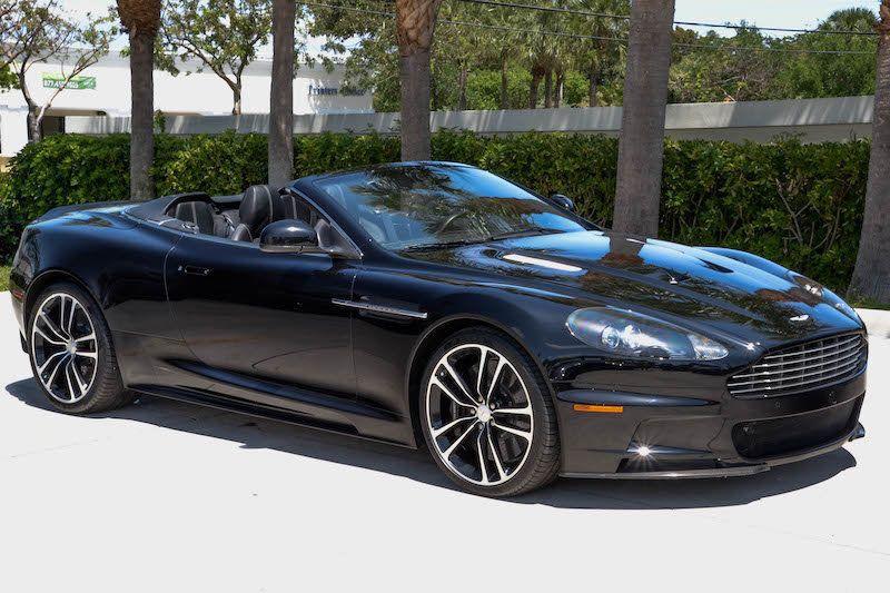 2011 Aston Martin DBS 2dr Volante - 18445659 - 18