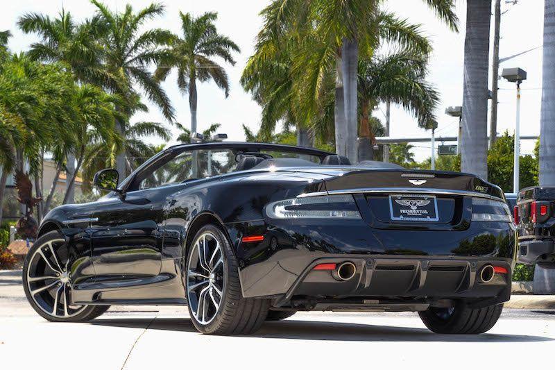 2011 Aston Martin DBS 2dr Volante - 18445659 - 4