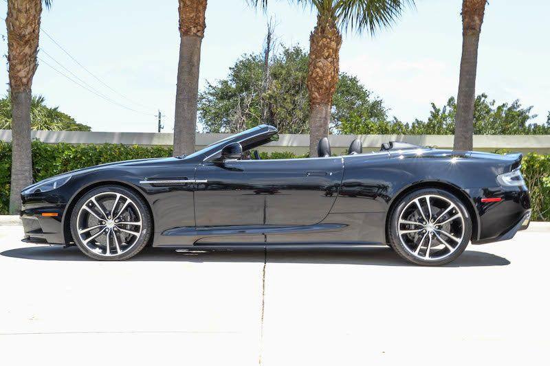 2011 Aston Martin DBS 2dr Volante - 18445659 - 8