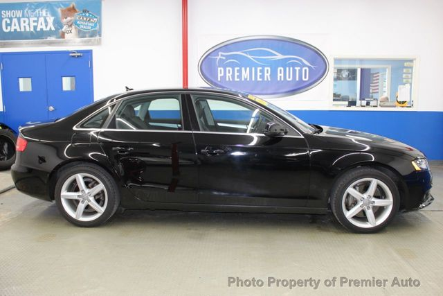 2011 Used Audi A4 4dr Sedan Manual quattro 2 0T Premium Plus at Premier  Auto Serving Palatine, IL, IID 18958902