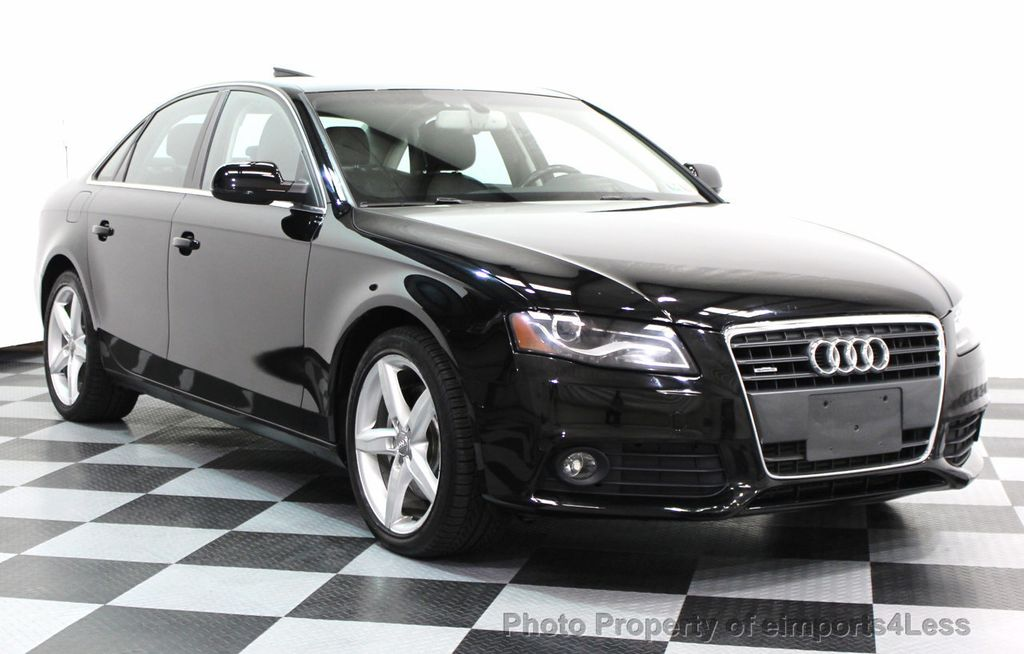 2011 used audi a4 certified a4 quattro awd prestige camera navigation at eimports4less. Black Bedroom Furniture Sets. Home Design Ideas