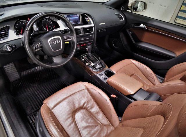 2011 Audi A5 Cabriolet