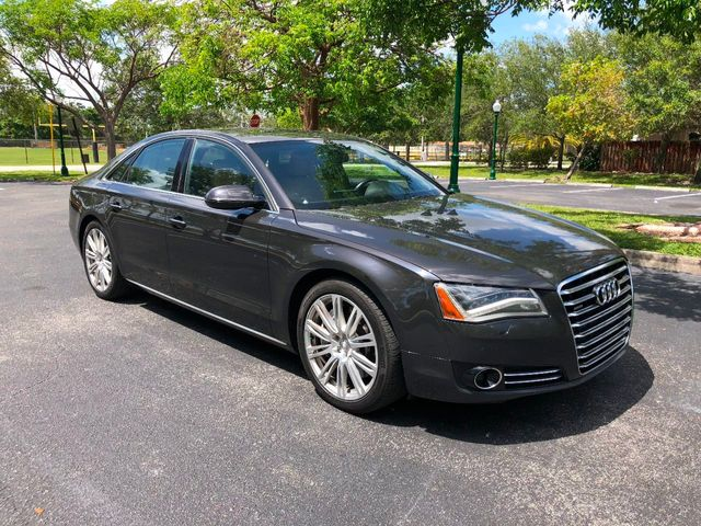 2011 Audi A8 4dr Sedan - Click to see full-size photo viewer