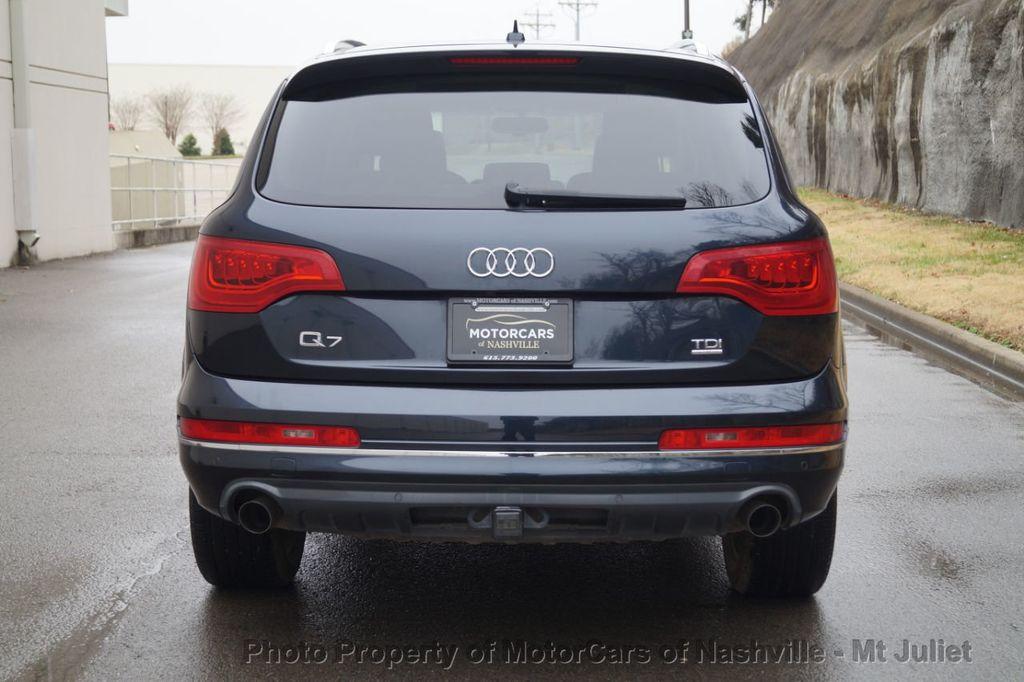 2011 Audi Q7 quattro 4dr 3.0L TDI Premium Plus - 18381997 - 9