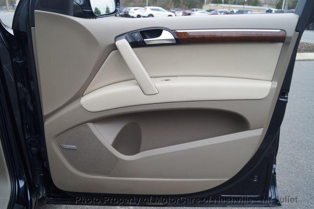 2011 Audi Q7 quattro 4dr 3.0L TDI Premium Plus - 18381997 - 16