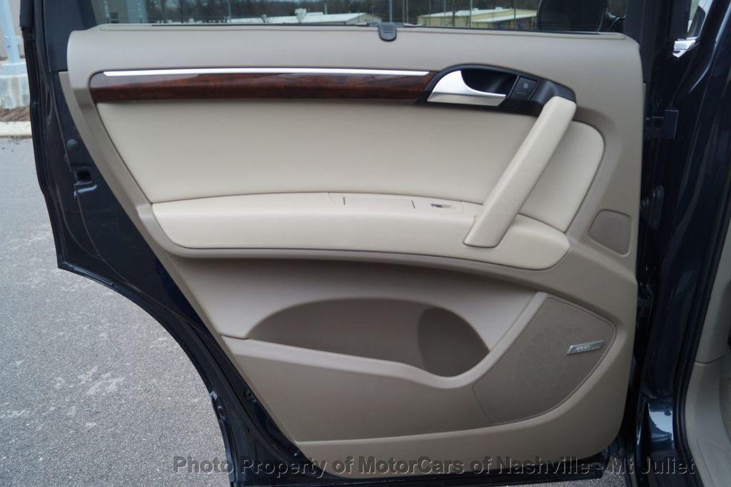 2011 Audi Q7 quattro 4dr 3.0L TDI Premium Plus - 18381997 - 17