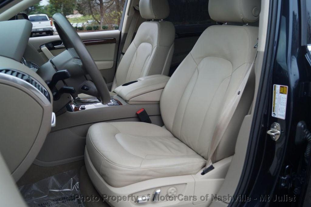 2011 Audi Q7 quattro 4dr 3.0L TDI Premium Plus - 18381997 - 20