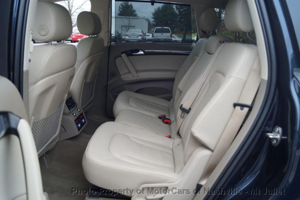 2011 Audi Q7 quattro 4dr 3.0L TDI Premium Plus - 18381997 - 21