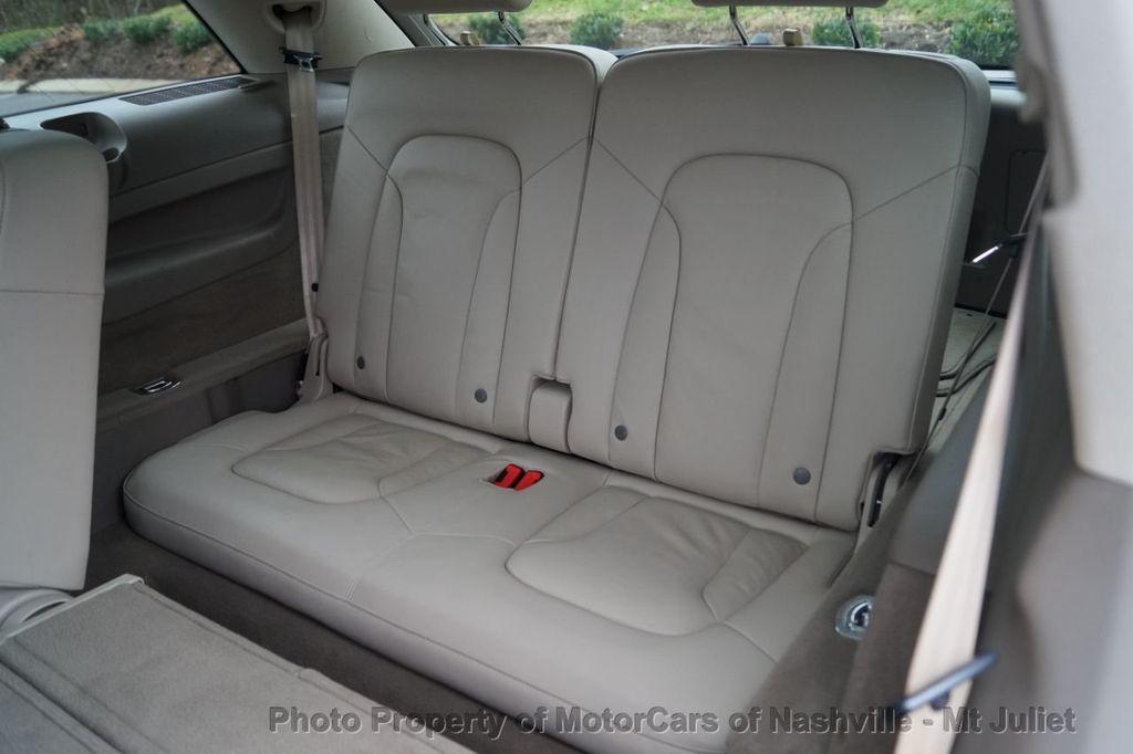 2011 Audi Q7 quattro 4dr 3.0L TDI Premium Plus - 18381997 - 22