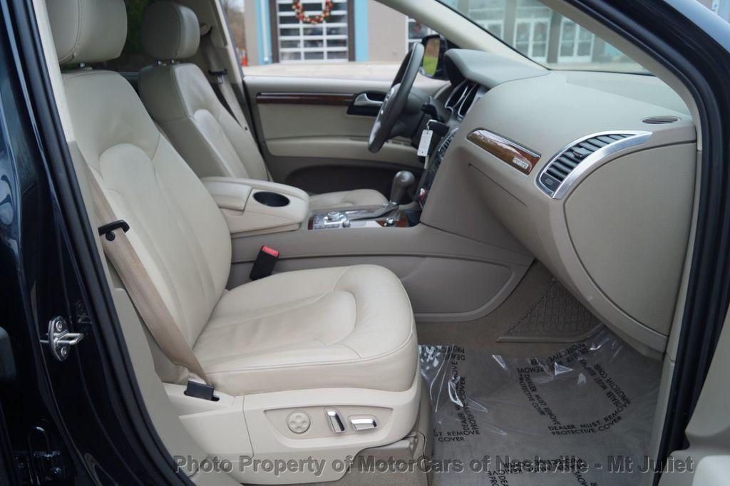 2011 Audi Q7 quattro 4dr 3.0L TDI Premium Plus - 18381997 - 23