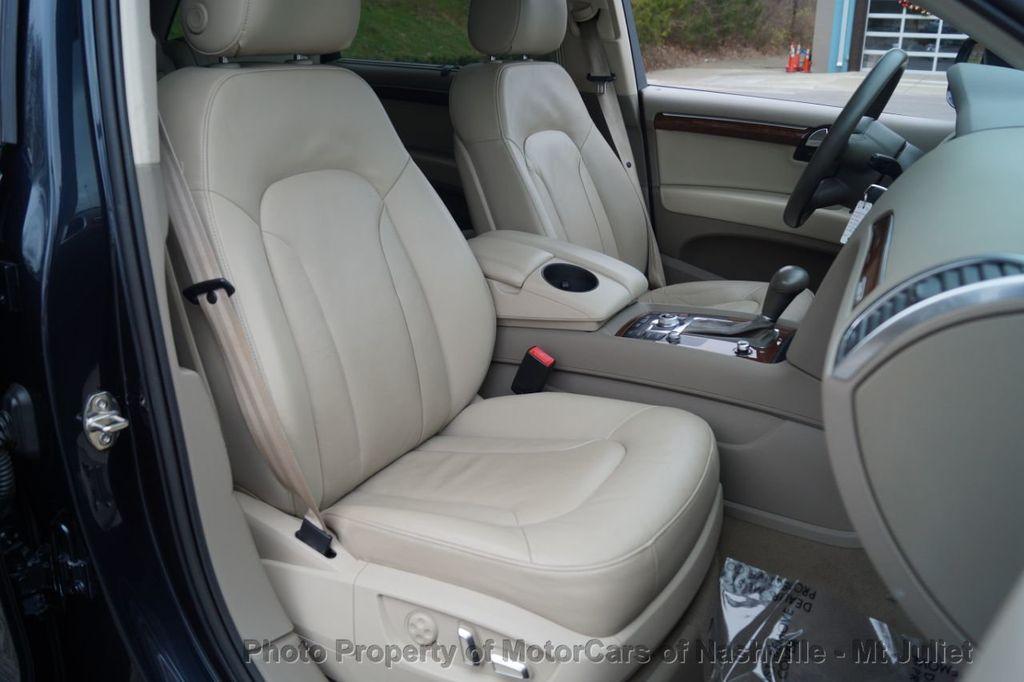2011 Audi Q7 quattro 4dr 3.0L TDI Premium Plus - 18381997 - 24
