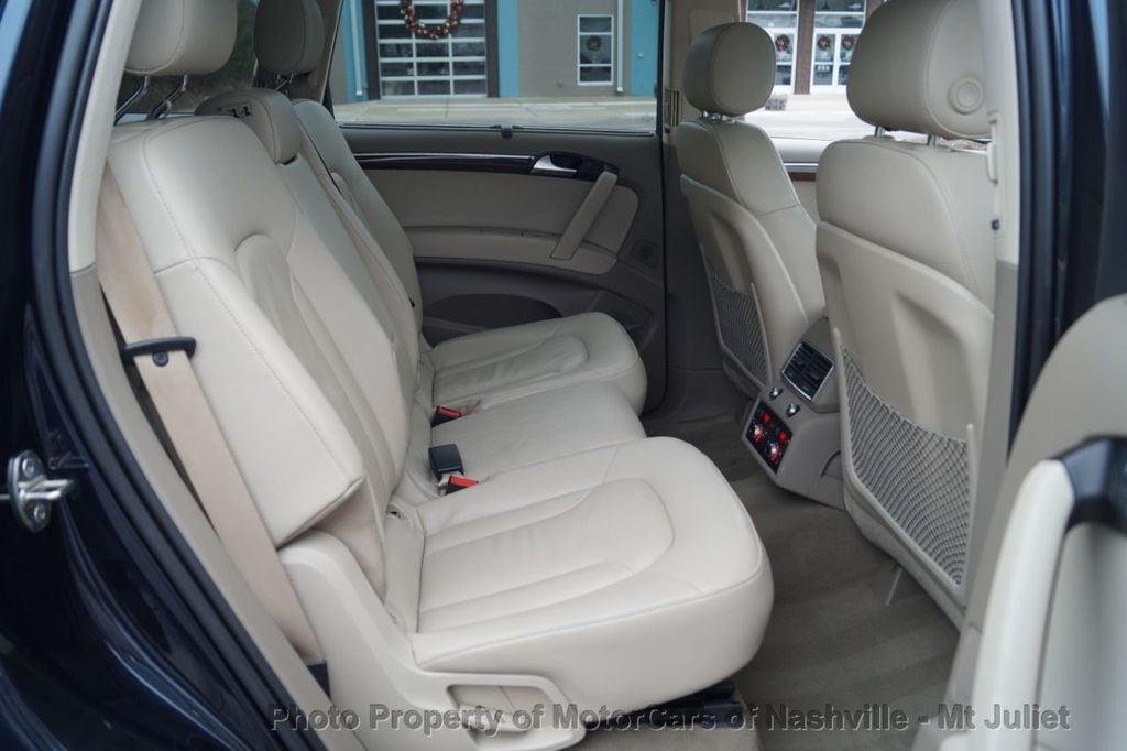 2011 Audi Q7 quattro 4dr 3.0L TDI Premium Plus - 18381997 - 25